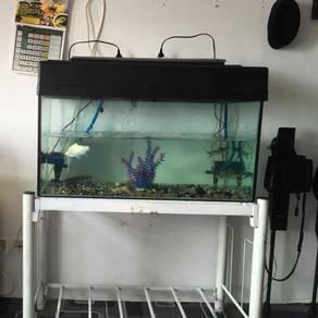 Aquarium , akuarium , tank 3ft