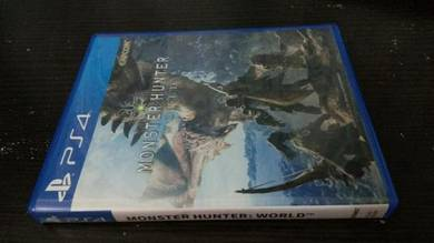 PS4 Monster Hunter World / MHW ( R3 )