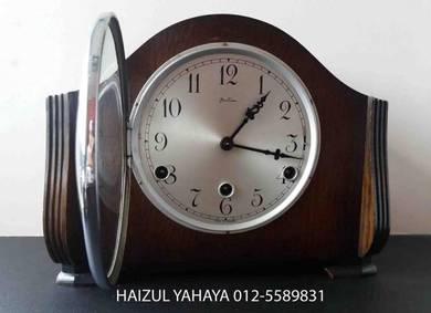 Jam Meja - Bentima Westminster Chimes Mantle Clock
