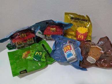 Mcdonald's Foods Icon Nano Block