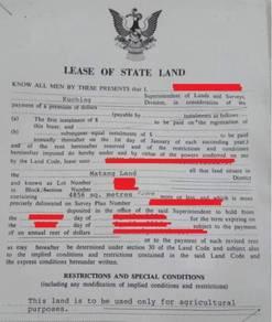 Matang Land