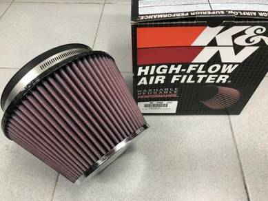 K&N RC-2960 Universal Clamp-On Air Filter - 6.00