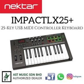 Nektar ImpactLX25 Plus Midi Controller