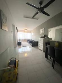 CORNER VIEW POOL| Apartment Tmn Bukit Pelangi Hi-Tech Batu 3 Shah Alam