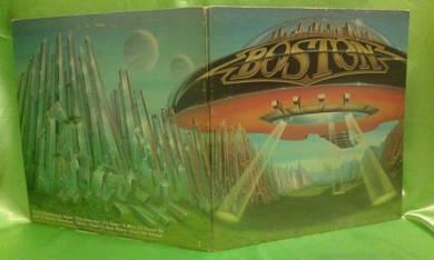 Boston DON'T LOOK BACK 1978 Epic CBS USA LP