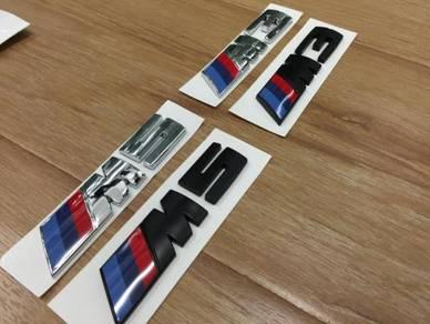 BMW M3 M5 Logo Emblem Original Quality