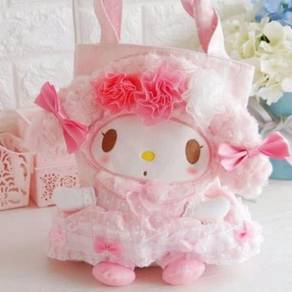Pre order cute pink lolita melody shoulder handbag