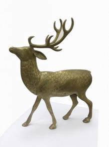 Vintage Antique Deer