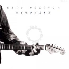Eric Clapton Slowhand 35th Anniversary 200g LP
