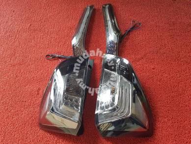 Honda jazz gk led taillamp taillights taillight