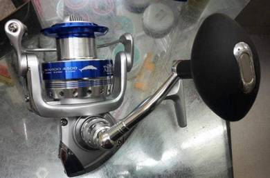 Ajiking Wahoo WH 4500 / 6000 Fishing Reel Pancing