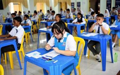 Table Exam PTPH Heavy Duty