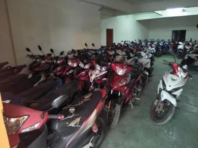 Yamaha lagenda 115ZR Ori moto Limited Stater