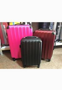 Mix colour abs luggage bag (20
