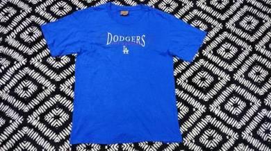 La dodgers t shirt embroidered size M