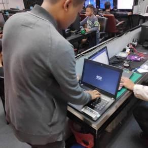 SERVIS Repair dan Format Laptop Windows Macbook PC