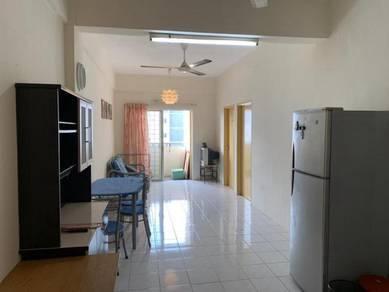 Desa palma nilai (block c) for rent (fully furnished)