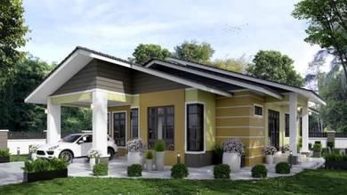 Rumah Banglo Untuk Dijual Dekat Hospital Pasir Mas