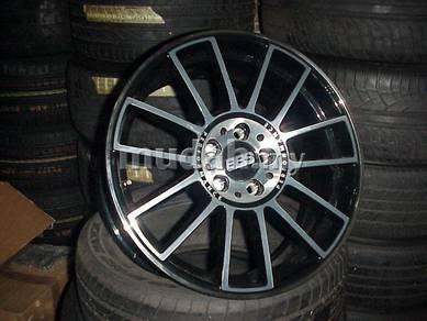 BBS CM 18inch New Alloy Rims