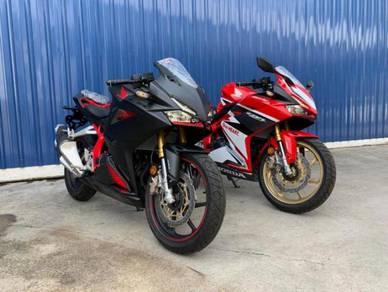 Honda CBR250RR 2021 (bigwing penang)(r25,ninja250)
