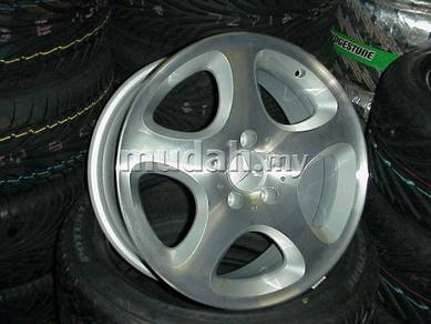 New Mercedes E Class 17inch Advantgarde Rims 1pc