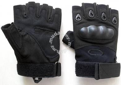 Oakley factory pilot tactical half glove
