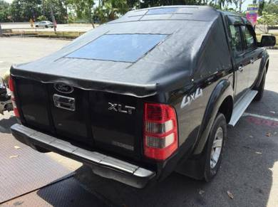 Ford Ranger T7 T6 Canvas Cover