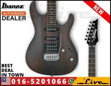 IBANEZ GSA60 Electric Guitar Brown Natural