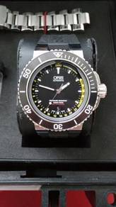 Oris Aquis Depth Gauge Fullbox
