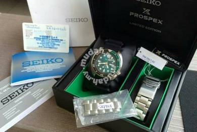 Seiko Green Turtle Fullbox