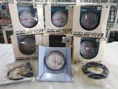 HKS oil press meter mechanical