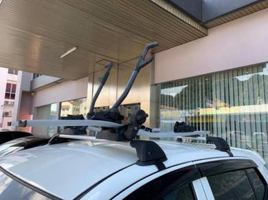 Bicycle Roof Rack - 1 pair (Complete set)