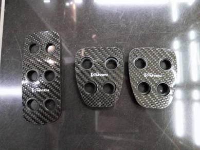 Carbon Fiber Pedal set carbon varis pedal