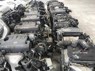 Nissan qr25 murano serena x trail engine