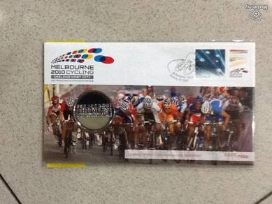Melbourne 2010 cycling FDC