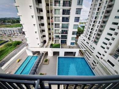 Aliff Avenue Uda Damansara Tampoi 1bed Fully Below Market