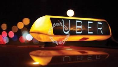 Pemandu uber/ uber driver partime diperlukan