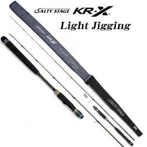 Abu Garcia Salty Stage KR-X Light Jigging Rod KRX