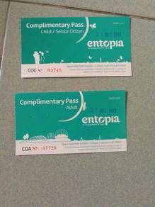 Entopia tickets