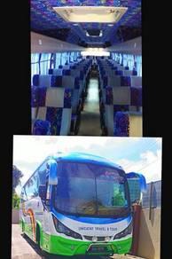 Tours/Charter Van & Bus in Kuching, Sarawak
