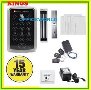 Door access RFID security system lock