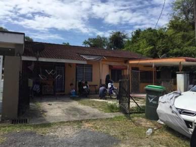 Taman dayang, langkawi - single storey terrace house