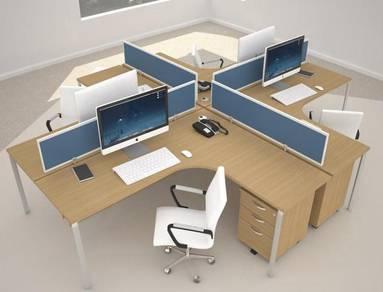 Partition Cubicle Workstations OFM18MS2 KL Ampang