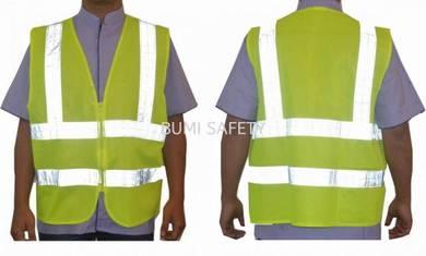 Safety vest polyester