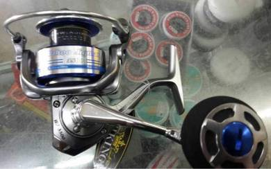 V2 - Ajiking Wahoo Jigmax 3500 / 5000 Fishing Reel