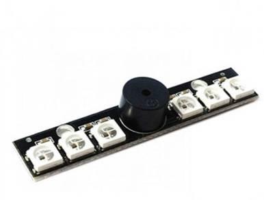 Matek WS2812B LED Board With 5V Buzzer For Naze 32