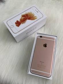 IPhone 6s Plus ori sealed set PERCUMA 10 GIFTS