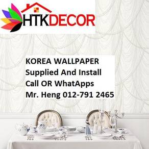 Korea Wall Paper for Your Sweet Home 634FW