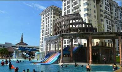 Bayou Lagoon 2-bedroom hotel stay & water park