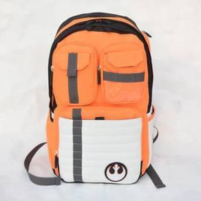 Star Wars Rebel Alliance Backpack bag orange G32